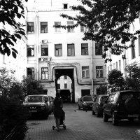 Черно- белое :: Екатерина Валерьевна