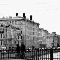 набережная р. Фонтанки :: Екатерина Валерьевна