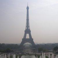 Эйфелевая башня :: Анна Семений