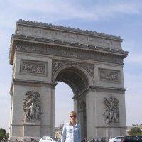 Триумфальная арка :: Анна Семений