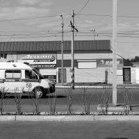 Рабочие дни на дороге :: Александр Мурзаев