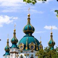 Андреевская церковь :: Александра