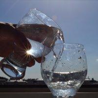 солнце в бокале :: Марина Галанина