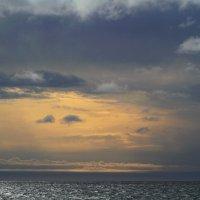 вечереет.над морем :: valeriy g_g