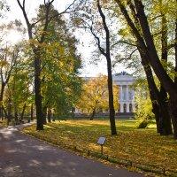 Золотая осень :: Игорь Третьяков