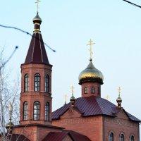 Церковь :: Аня Назаренко