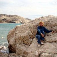 Кипр. Место рождения богини Афродиты :: ирина зубова