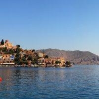 о.Сими (Греция). :: Карен Мкртчян