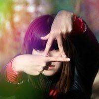 два пальца :: Юлия Ремизова