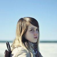 Девушка :: Alyona Shchenina