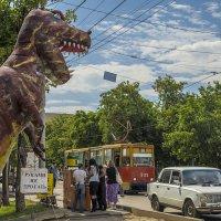Jurassic park :: Константин Бобинский
