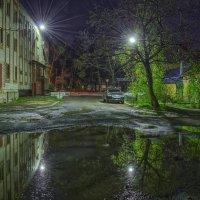 Ночные блики :: Константин Бобинский
