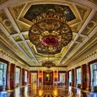 Царицынский дворец, интерьер :: Алексей Соминский