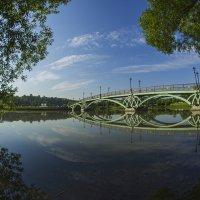 Царицыно, мост :: Алексей Соминский