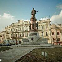 Одесса... Екатерининская площадь... :: Вахтанг Хантадзе