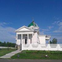 Храм :: Лилия Бобкова