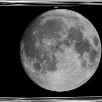 Луна :: Алксандр Тельтевской