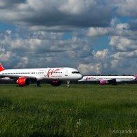 Самолеты :: Alexander Moshkin