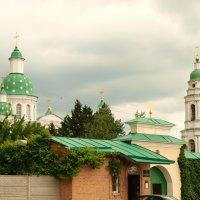 Мгарский монастырь :: олеся лихтаренко
