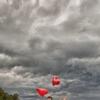 небо на двоих :: Виктория Щурова