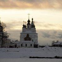 Зимний вечер :: Алксандр Тельтевской