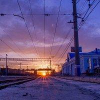 Восход :: Александр Телегин