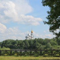 Вологодский Кремль :: Тема Сбоев