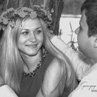 Даша и Илья :: Катерина Янзи