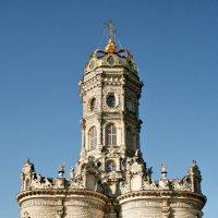 Церковь Знамения Богородицы в Дубровицах :: Елена Богос