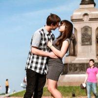 Влюбленная пара :: Михаил Краев