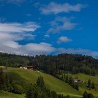 Тирольские Альпы :: Veronika Popova
