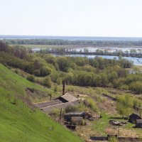 Долина реки Десна :: Анастасия Едакова