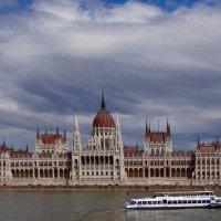 Венгерский парламент. :: Ольга