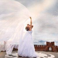 Мне бы в небо... :: Margarita Shrayner