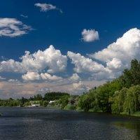 В плену у облаков :: Игорь Найда