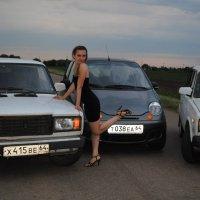 автомобили :: Алена Иванова