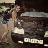 осмотр двигателя :: Алена Иванова