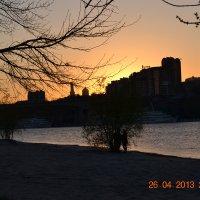 закат :: Анастасия Trefilova