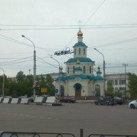 церковь в Красноярске. :: николай баулин