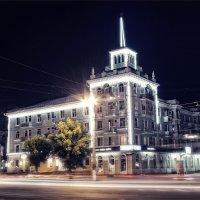 Ночьной Луганск :: Николай Сыс