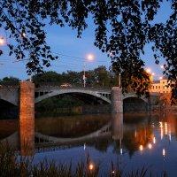 Старинный городской мост :: Тема Сбоев
