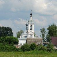 Церковь :: Андрей Зайцев