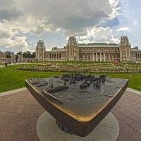 Царицынский дворец :: Алексей Соминский