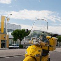 О жёлтом... :: Анастасия Богатова
