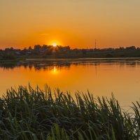 На закате. :: Igor Yakovlev