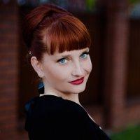 рыжая :: Дарья Гампер