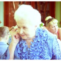 Бабушка :: Элина Корягина
