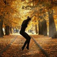 Осенняя грация :: Никита Ситнер