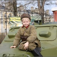 Сын полка :: Александр Федчишин