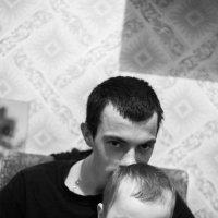 Отец и сын :: Вячеслав Рачёв